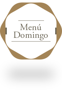 menu domingo